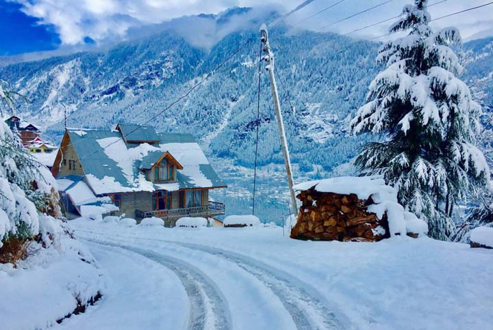 Premier Cottage No.6 - Hilltop Cottage in Manali