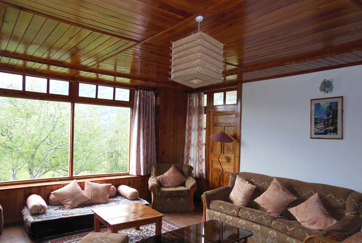 Luxury Boutique Holiday Cottage - Two Bedroom Cottage in Manali