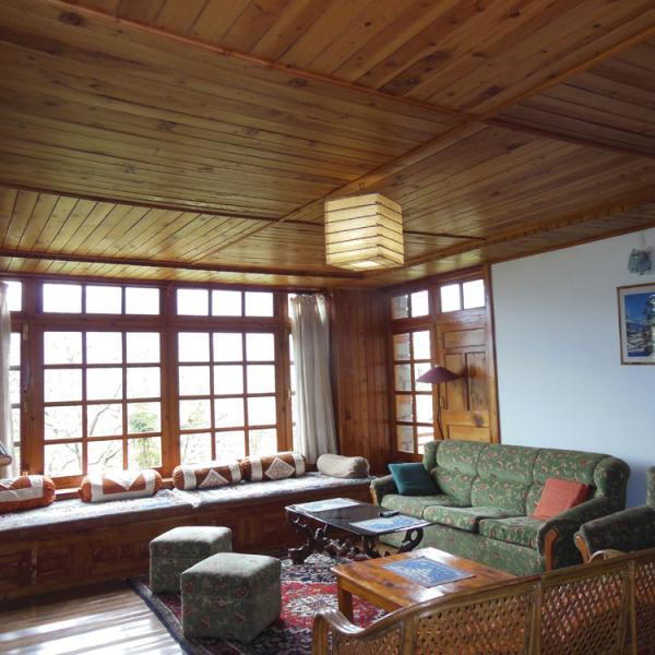 Book Two Bedroom Boutique Holiday Cottage in Manali - Luxury Cottage No.1