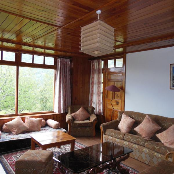 Homestaymanali Two Bedroom Cottage Manali 2