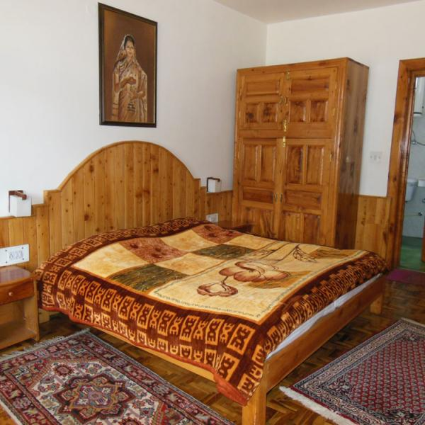Homestaymanali Two Bedroom Cottage Manali 6