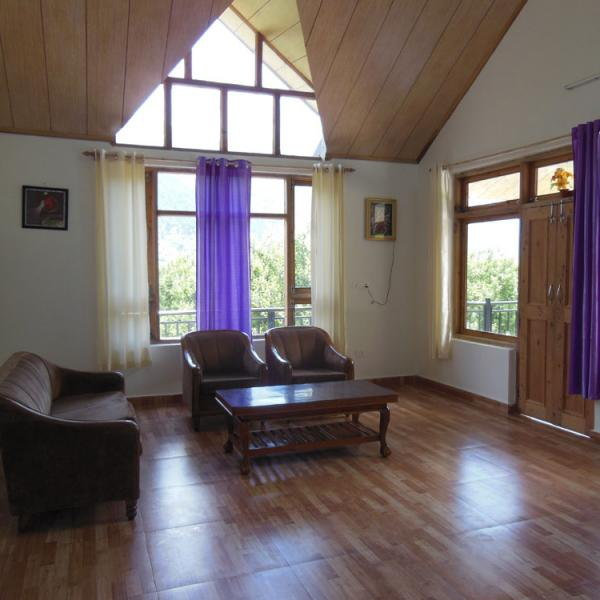Five Bedroom Best Price Holiday Cottage in Manali - Luxury Cottage No.6