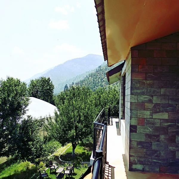 River Forest Retreat Cottage in Kullu Manali - Luxury Cottage No.6
