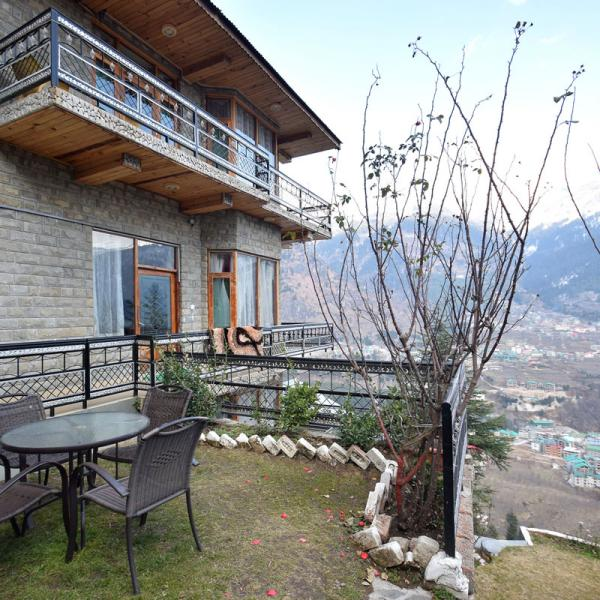 Premier Cottage No.6 - Book Two to Six Bedroom Hilltop Cottage near Mall Road in Manali