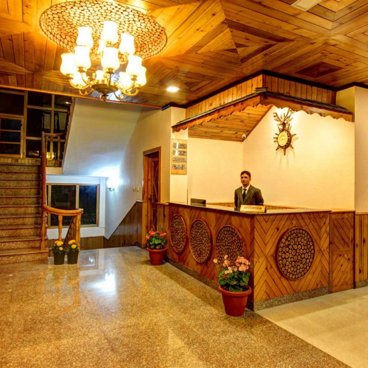 Manali's most luxurious hotel - perfect for families and big groups
